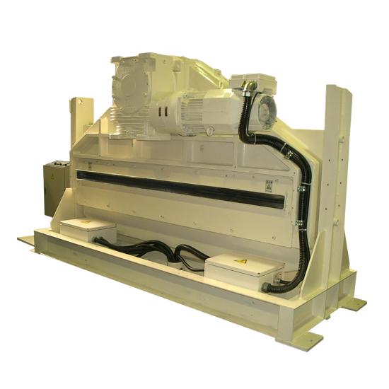 トラベライン用高頻度幅広定尺カッター